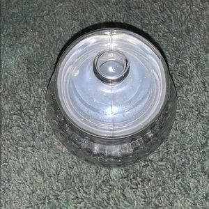 Other - Clear Candy Jar
